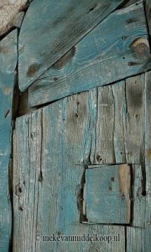 Archifact no.8_Blue door_45x80cm