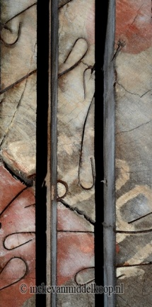 Serrated edges_60x120cm